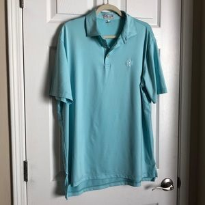 Peter Millar golf polo *READ DESCRIPTION*